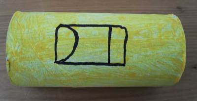 aircraft,transport,toy,decor,home,boy,cardboard tube