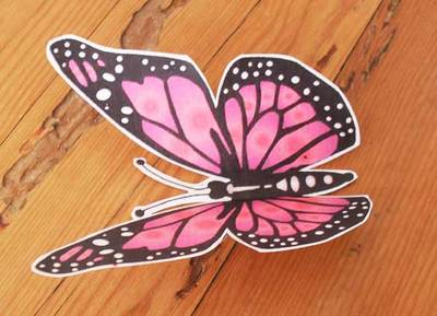 butterfly,craft,pegs,party decoration