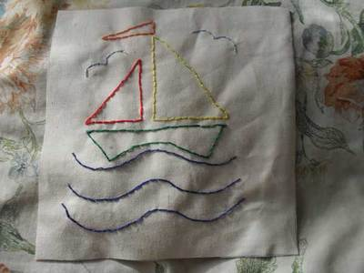 embroidery,embroidery stitch,back stitch